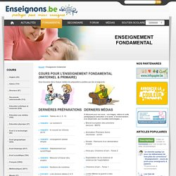 Enseignons.be