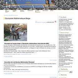 Olympiade Mathématique Belge