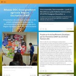 Réseau DOC Enseignement agricole Région Occitanie-LRMP