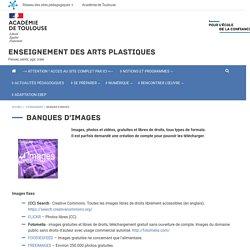 Enseignement des ARTS PLASTIQUES