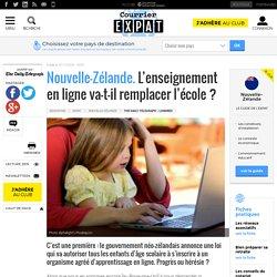 Nouvelle-Zélande. L'enseignement en ligne va-t-il remplacer l'école?