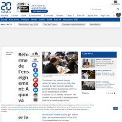 Réforme de l'enseignement: A quoi va ressembler le nouveau bac?