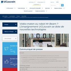2 Learning center à l'UCLouvain