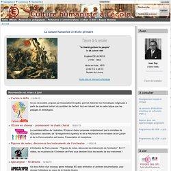 Enseignements artistiques Histoire des Arts Premier degré Académie de Paris Pédagogie - Accueil