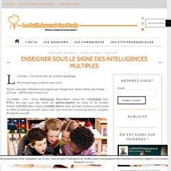 Enseigner sous le signe des intelligences multiples