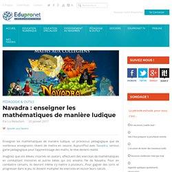 Navadra : enseigner les mathématiques de manière ludique