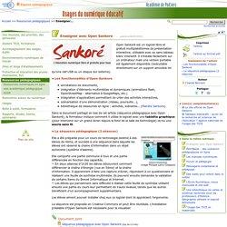 Enseigner avec Open Sankore - Usages du numérique éducatif