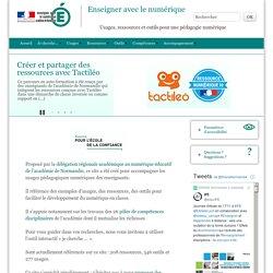Enseigner avec le numérique - Usages, ressources et outils pour une pédagogie numérique