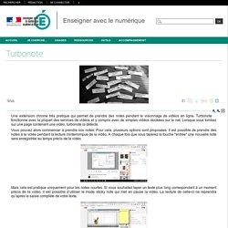 Enseigner avec le numérique - Turbonote