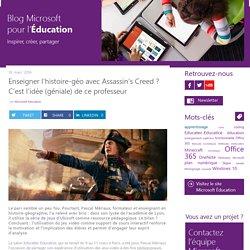 Enseigner l'histoire-géo avec Assassin's Creed ? C'est l'idée (géniale) de ce professeur de lycée