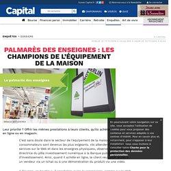 Palmarès des enseignes : les champions de l'équipement de la maison - 28/11/16