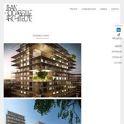 Ensemble Grand - JEAN BOCABEILLE ARCHITECTE JEAN BOCABEILLE ARCHITECTE