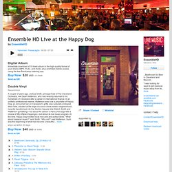 Ensemble HD Live at the Happy Dog | EnsembleHD