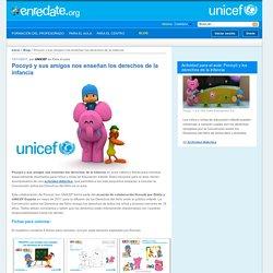 Derechos de los niños uno por uno - Unicef.