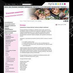 Ensiapu - Hyria koulutus
