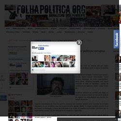 Youtuber cria tutorial ensinando a caçar políticos corruptos