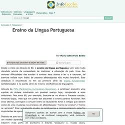 Ensino da Língua Portuguesa (PCN)