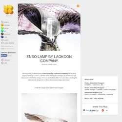 Enso Lamp by Laokoon Company