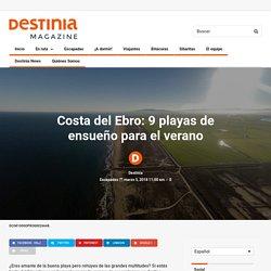 9 playas de ensueño en el Delta del Ebro