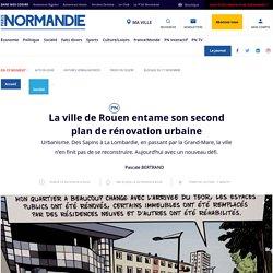 La ville de Rouen entame son second plan de rénovation urbaine