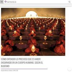 Cómo entender lo precioso que es haber encarnado en un cuerpo humano, según el budismo