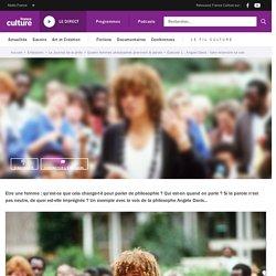 Angela Davis : faire entendre sa voix