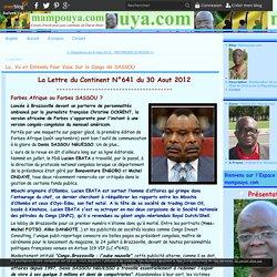 2012 - Lancement de Forbes Afric