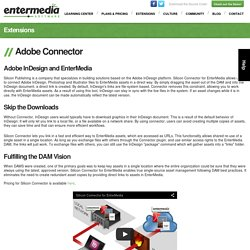 EnterMedia - Extensions - Adobe Connector - Extensions - EnterMedia