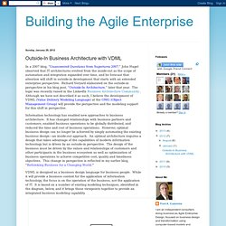 Outside-In Business Architecture with VDML