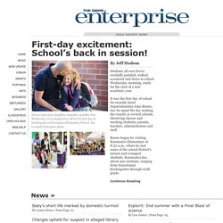 Davis Enterprise | Yolo County's Breaking News Source