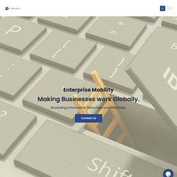 Enterprise App Development Company Dubai