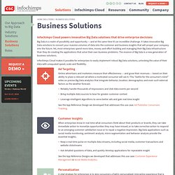 Enterprise Big Data Business Solutions - Real-Time Analytics