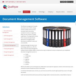 Best Enterprise Document Management Software for Healthcare