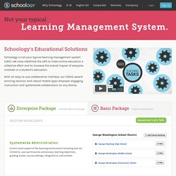 Enterprise Features | Schoology