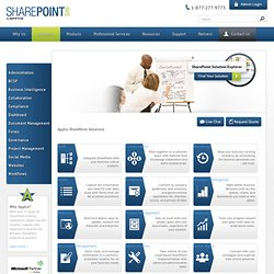 SharePoint Business Template Services