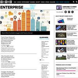 Enterprise - IT Happens