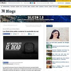 Les Etats-Unis prêts à enterrer la neutralité du net