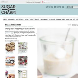 Sugar and Charm – sweet recipes – entertaining tips – lifestyle inspiration