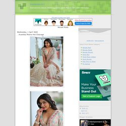 Entertainment 24/7: Avantika Mishra Hot Cleavage