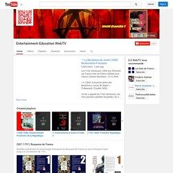 Entertainment-Education WebTV [YOUTUBE]