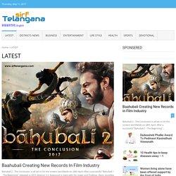 Telugu Latest Happeings