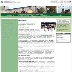 De retour en classe… inversée : enthousiasme, scepticisme et recherches: Service de soutien à la formation