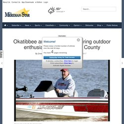 Okatibbee among resources luring outdoor enthusiasts to Lauderdale County