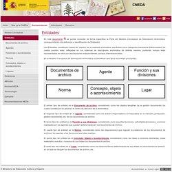 Entidades - CNEDA