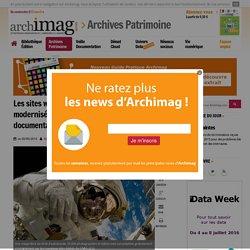 Les sites web du CNRS ont été entièrement modernisés pour valoriser leurs fonds documentaires