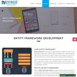 ASPDotNet Entity Framework Development