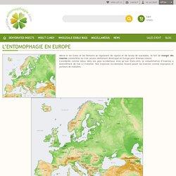 L'entomophagie en Europe? Quels sont les préjugés? Pourquoi est-ce si difficile à accepter?Insectes comestibles : L'entomophagie en France et dans le Monde