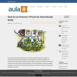 Qué es un Entorno Virtual de Aprendizaje (EVA) - Aula 1