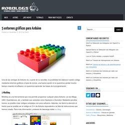 5 entornos gráficos para Arduino – robologs