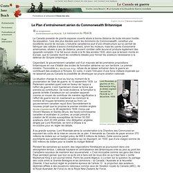 Plan d'entraînement aérien du Commonwealth britannique